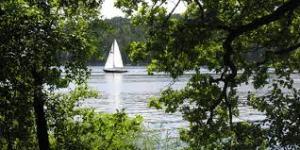 båt o natur